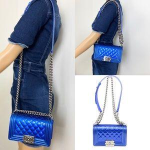 💜✨STUNNING✨💜Boy Chanel flap